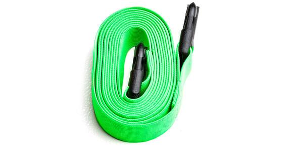 Swimrunners Guidance Pull Belt Cord 2m Neon Green